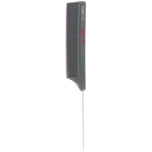 CHI Turbo Ionic Metal Tail Comb