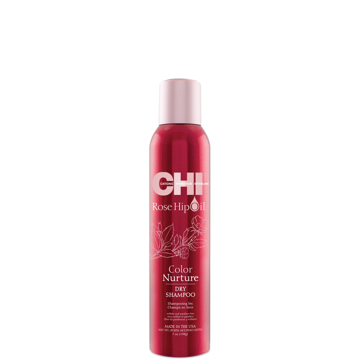 CHI Rose Hip Oil Repair & Shine Leave-In Tonic Anti-Frizz