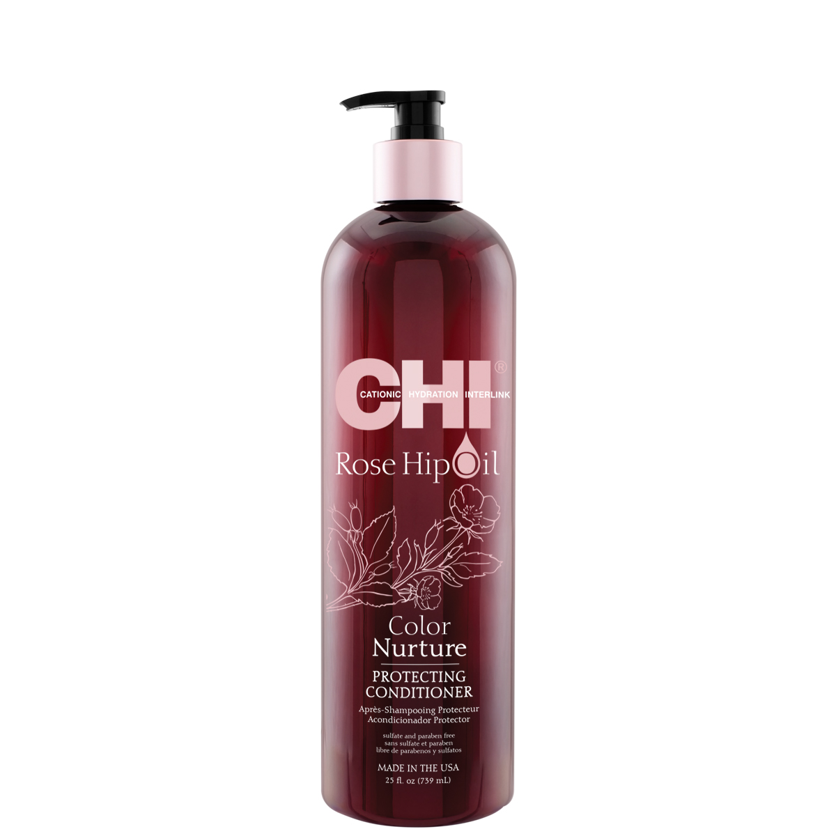 CHI Rose Hip Oil help to protect, Protect Your Summer Color with CHI Rose Hip Oil