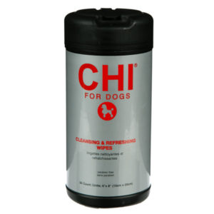 CHI Cleansing & Refreshing Dog Wipes