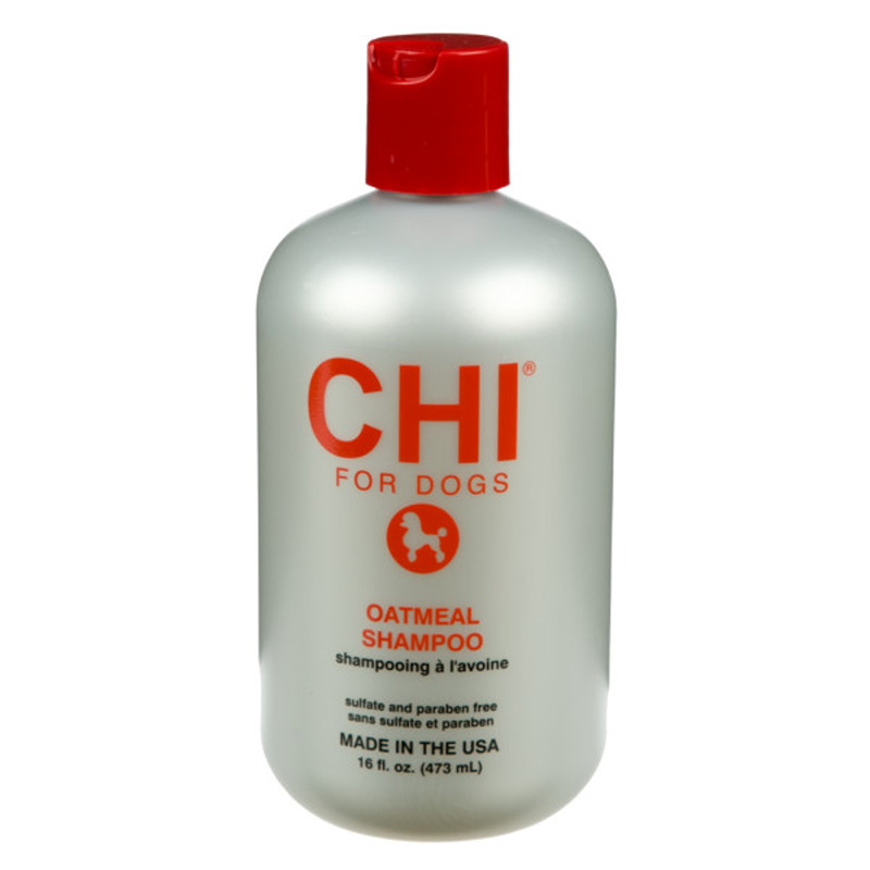 CHI Oatmeal Shampoo For Dogs CHI For Dogs