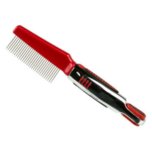 CHI Soft Grip Regular Dog Comb