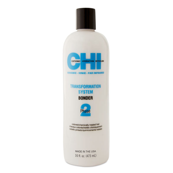 CHI Transformation Bonder – Phase 2 – Formula B – Color/Chemically Treated Hair CHI Texture
