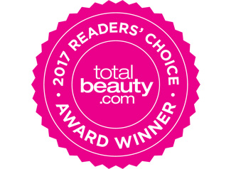 CHI Original Iron Readers Choice Total Beauty 2017 Award
