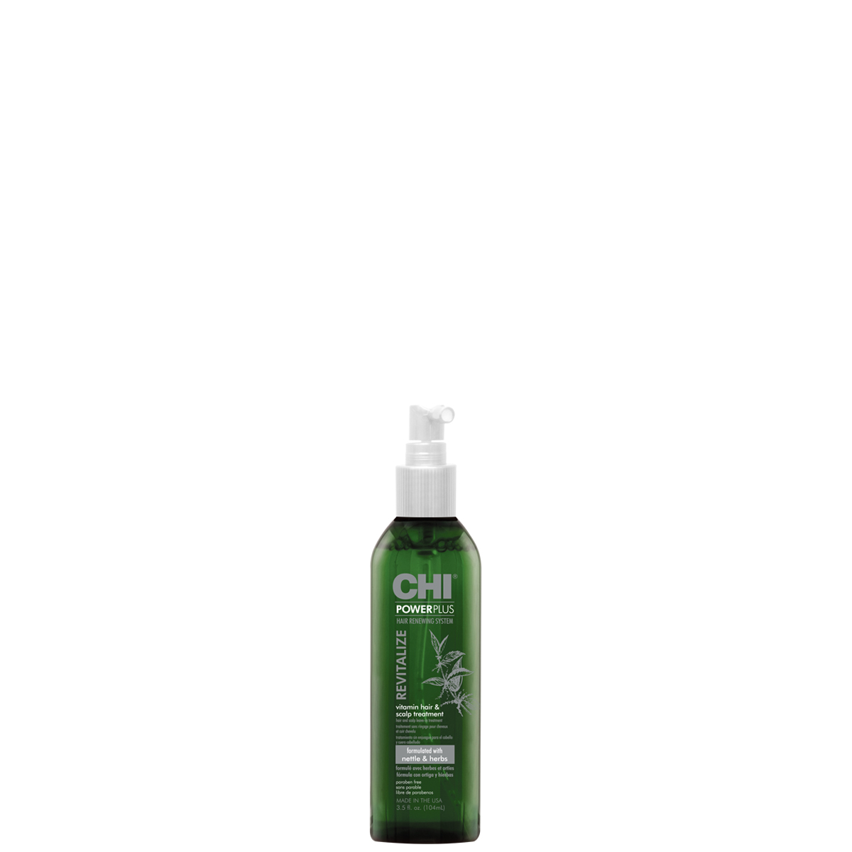 CHI Power Plus Step 1: Exfoliate Shampoo Back To School