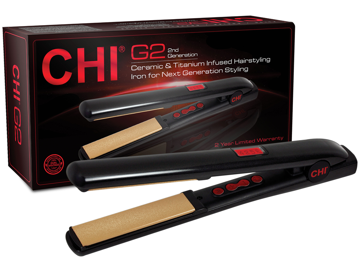 Hair Styling Iron Endearing Chi G2 Hairstyling Iron  Chi Haircare Tools  Professional