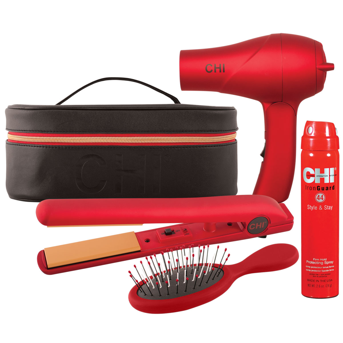 Best Travel Beauty Products, Going Somewhere? Take Your CHI Favorites Along, CHI Haircare / Professional Haircare Products