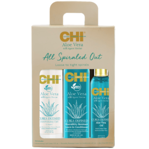 CHI Aloe Vera All Spiraled Out Kit