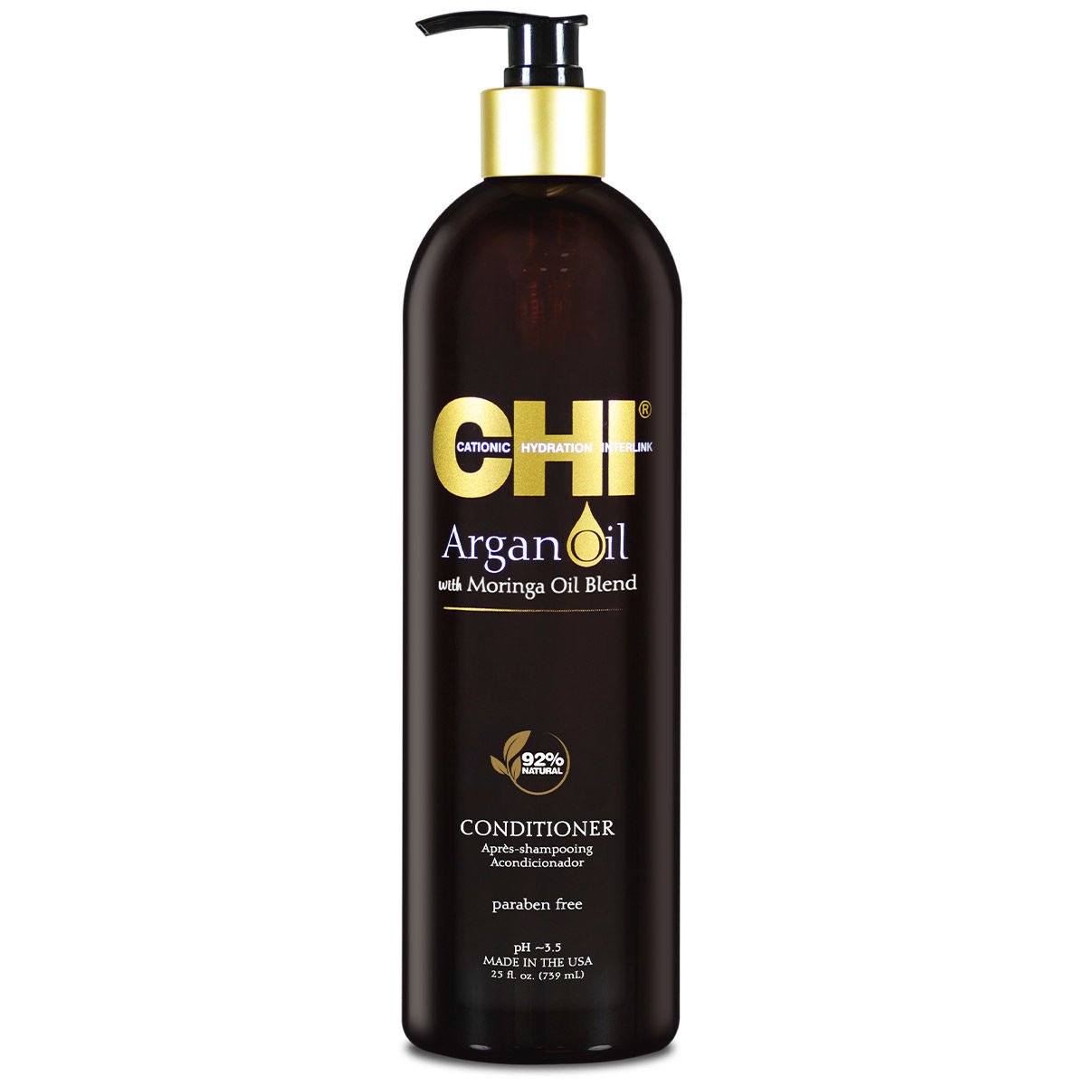 CHI Argan Oil Conditioner 25oz - CHI Argan Oil Haircare