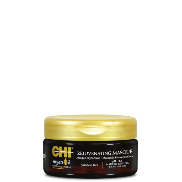 CHI Argan Oil Rejuvenating Masque Anti-Frizz