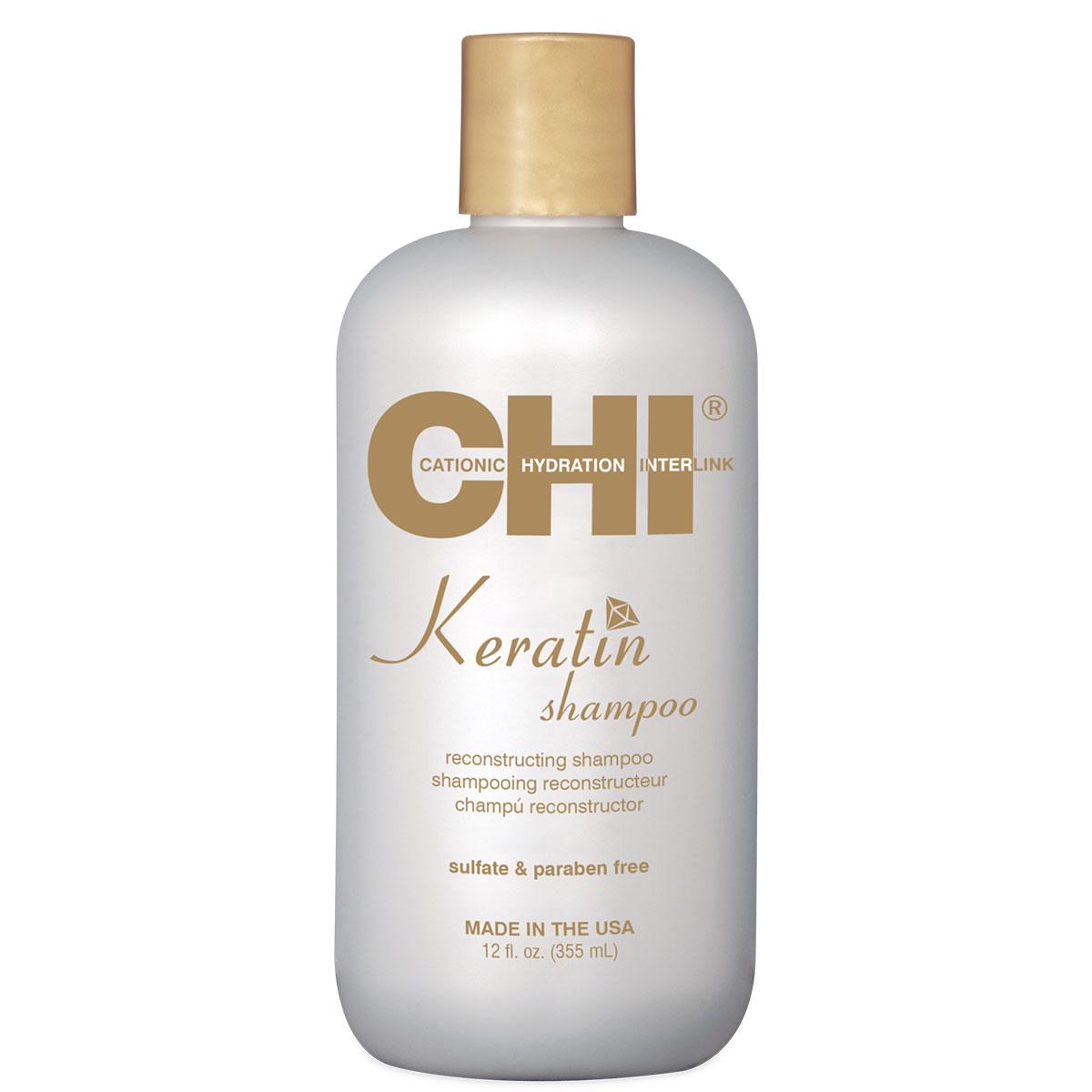 CHI Keratin Silk Infusion 12 fl. oz. - CHI Keratin - CHI Haircare