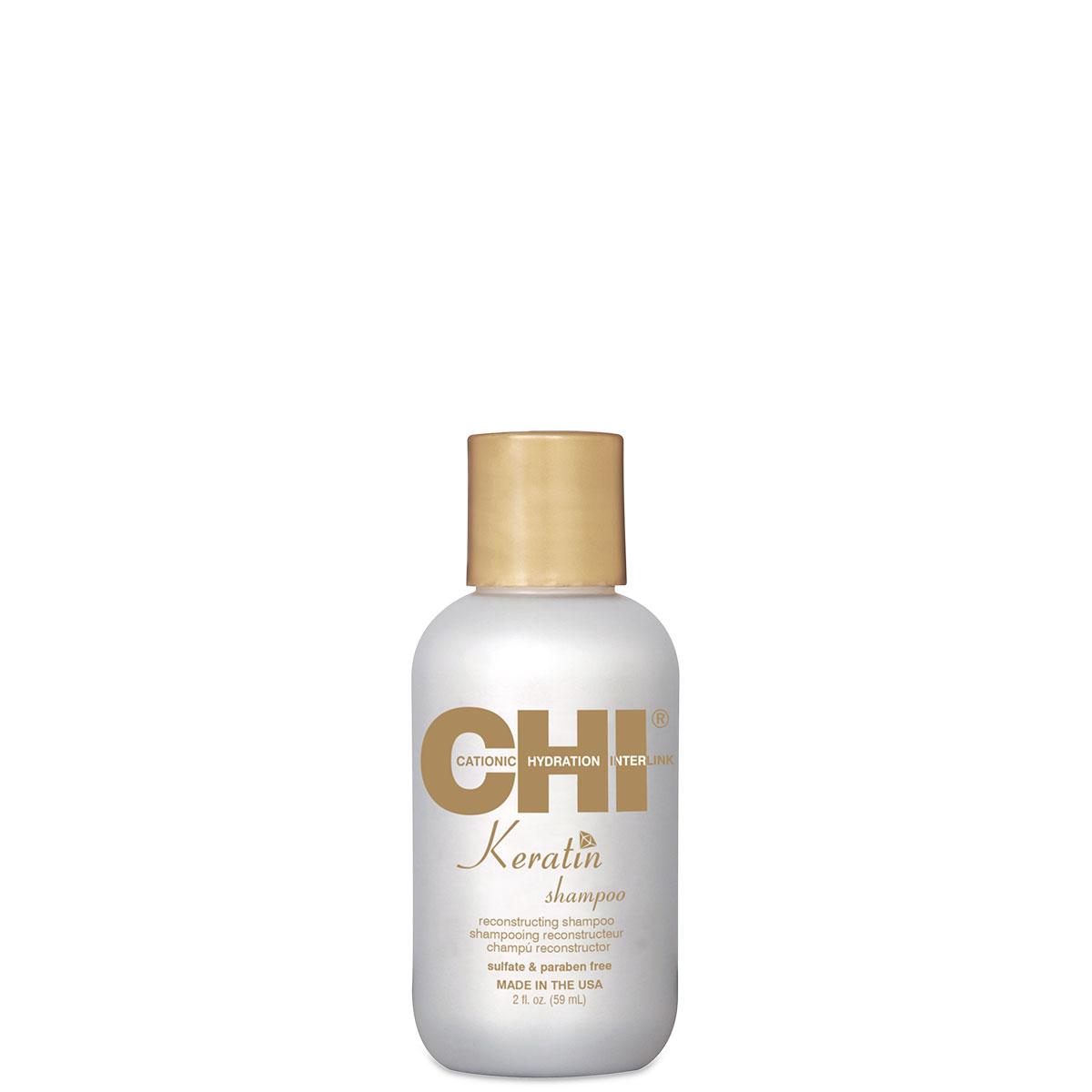 CHI Keratin Reconstructing Shampoo 2 fl. oz. - CHI Keratin - CHI Haircare